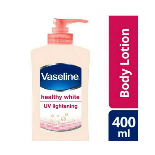 Foto Produk Vaseline Healthy White UV lightening 400 ml dari Rivela Store
