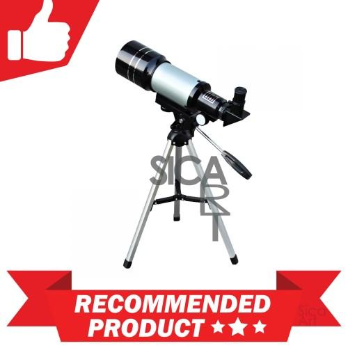 Foto Produk Monocular Space Astronomical Telescope 300/70mm / Teropong Bintang dari Sica Art