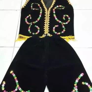 Foto Produk Baju adat kalimantan baju dayak baju karnaval TK baju adat laki laki dari SMOOTH ITEM