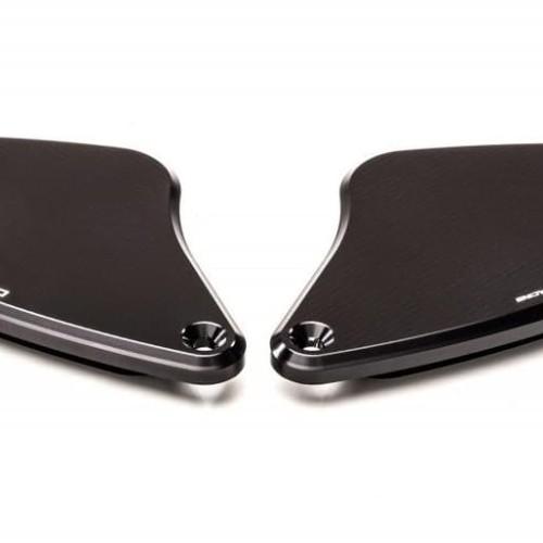 Foto Produk CNC Racing Front Brake&Clutch Fluid Tank Caps Ducati Diavel / xDiavel dari duniamotorcom-DM