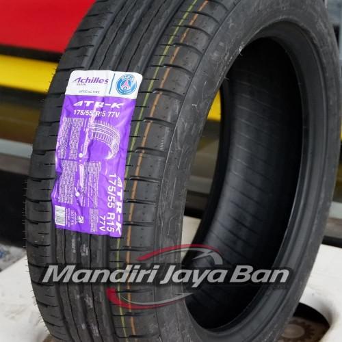 Foto Produk Ban Achilles 175 / 55 R15 ATR K Economist Ring 15 OEM Datsun Mirage dari Mandiri Jaya Ban com