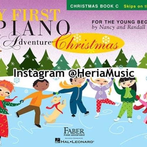 Foto Produk My First Piano Adventure Christmas Book C dari HERIA MUSIC