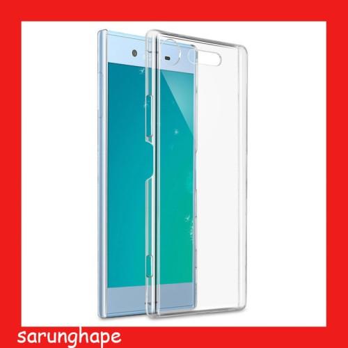 Foto Produk Clear Hard Case Casing Transparan Sony Xperia XZ1 dari sarunghape