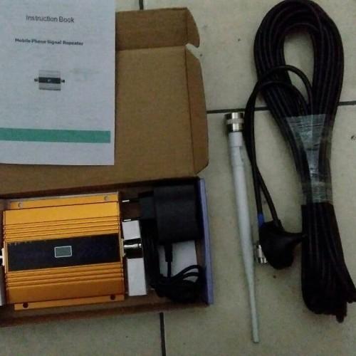 Foto Produk Mini GSM Repeater 900Mhz Kualitas Bagus dari Medan Utara CCTV