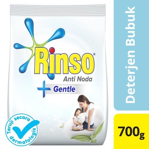 Foto Produk Rinso Gentle Deterjen Bubuk Gentle 700G dari Unilever Official Store