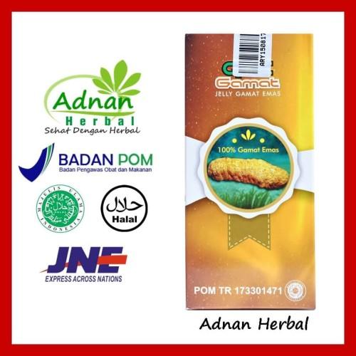 Foto Produk QnC Jelly Gamat Asli 100% Original dari Adnan Herbal