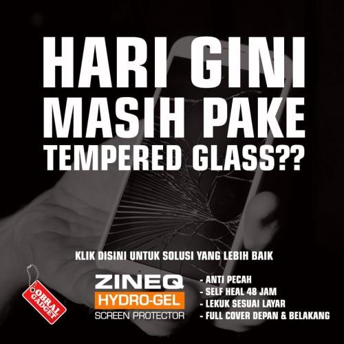 Foto Produk Hydro Gel Screen Protector LG G7 ThinQ Guard Bukan Tempered Glass TG dari Obral Gadget