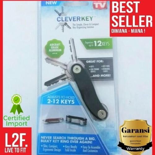 Foto Produk Clever Key / Smart Holder Organizer / Kunci Lipat gantungan Original dari Live to Fit Indonesia