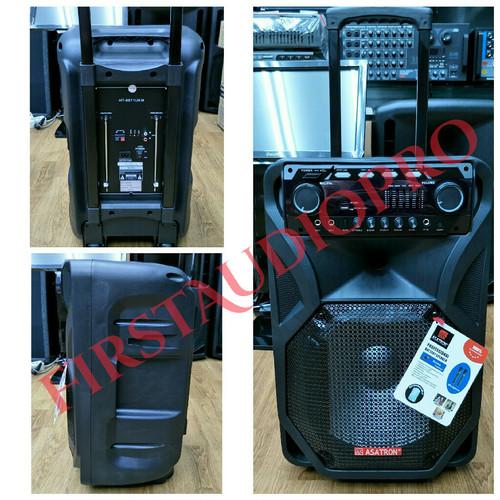 Foto Produk Speaker Portable Wireless Meeting Asatron HT-8871 UKM ( 12 Inch ) dari First Audio Pro