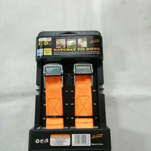 Foto Produk Strap tiedown 2,5m x 25mm dari Usahatama Motor