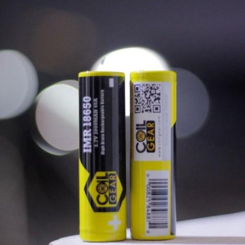 Foto Produk Authentic CoilGear Baterai Battery Batre 18650 3000mAh 40A Special dari Vapeoi Cimahi