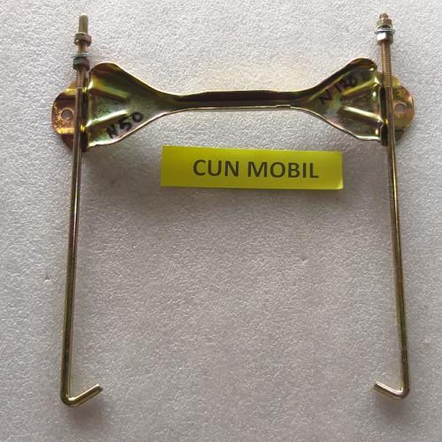 Foto Produk Tatakan aki, breket atas besi NS 40,Z ZL, NS60 L LS dari Cun Mobil