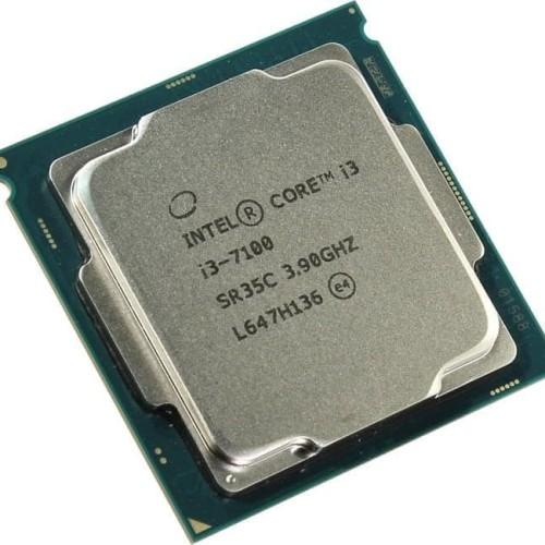 Foto Produk Intel Core i3-7100 TRAY - 3.9 Ghz 3MB Cache + FAN ORI 1151 dari t_pedia pc
