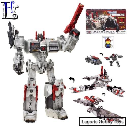 Foto Produk Transformers Metroplex Generations Titans Hasbro dari Lagoric Hobby Toys