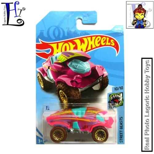 Foto Produk Die Cast HotWheels Beat All (Street Beast) dari Lagoric Hobby Toys