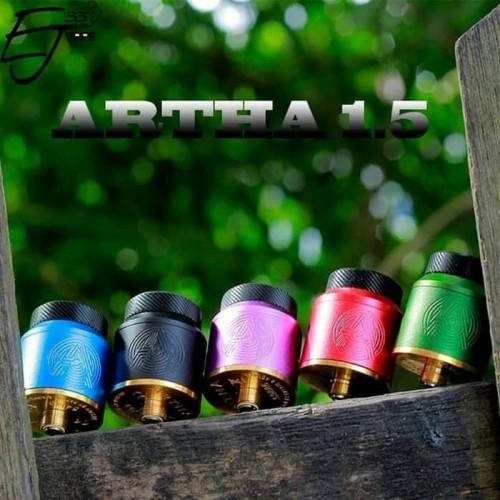 Foto Produk Authentic Artha RDA 24mm by Advken Fattrio - Ungu dari VaporJakarta