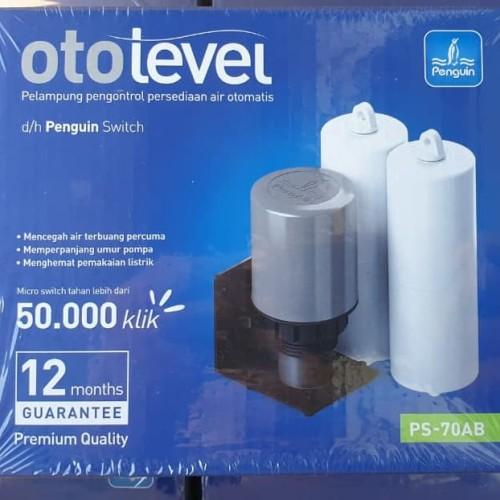 Foto Produk OTOLEVEL / Radar Pelampung PENGUIN dari Crownfilter