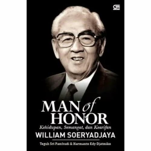 Foto Produk Buku Man Of Honor William Soeryadjaya By Teguh Sri Pambudi dari Astuti-shop