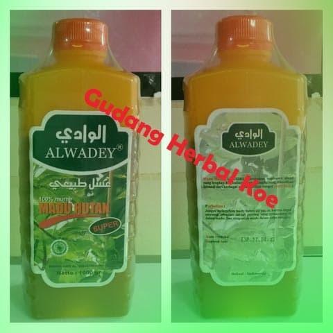 Foto Produk Madu Hutan Super 1kg ( AL-WADEY) dari Gudang Herbal Koe