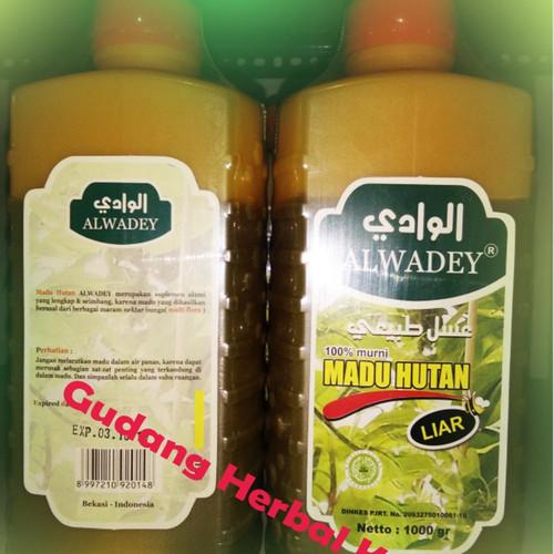 Foto Produk MADU HUTAN LIAR 1 kg AL WADEY dari Gudang Herbal Koe