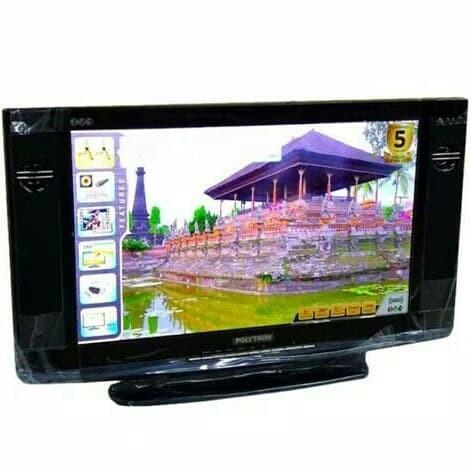 Foto Produk TV tabung polytron 24 inch garansi 2 tahun dari lapendos20