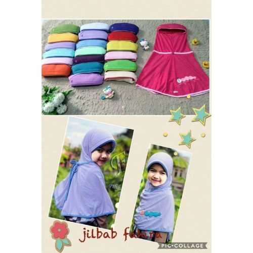 Foto Produk Jilbab Vania Muthi Fahira Ulat Bulu dari Gamis Chic
