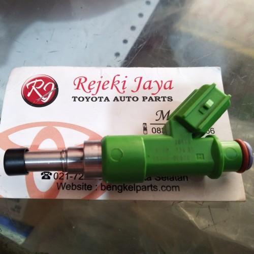 Foto Produk Nozzle Injector / Injektor Bensin Kijang Innova Fortuner 4 Lubang dari Bengkelparts
