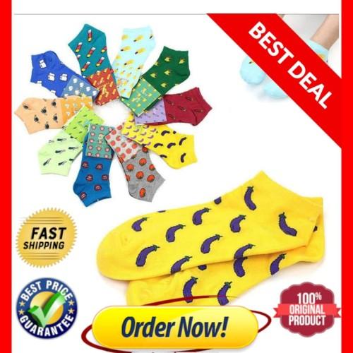 Foto Produk Kaos kaki pendek untuk sneaker / kaos kaki sepatu vans adidas nike dari DickyKim