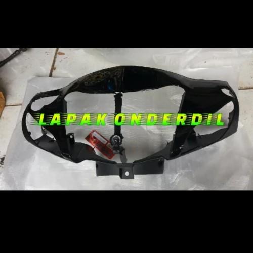 Foto Produk batok kepala lampu depan supra fit new cakram dari ONDERDIL MOTOR PEDIA
