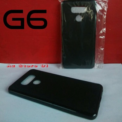 Foto Produk Case LG G6 black matte Softcase LG G6 dari AZ Store 91
