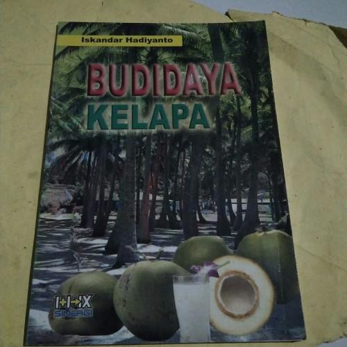 Foto Produk Buku Budidaya Kelapa dari Mirah Store Tasik
