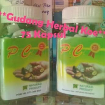 Foto Produk PICI 75 Kapsul (Power Cleanser) dari Gudang Herbal Koe