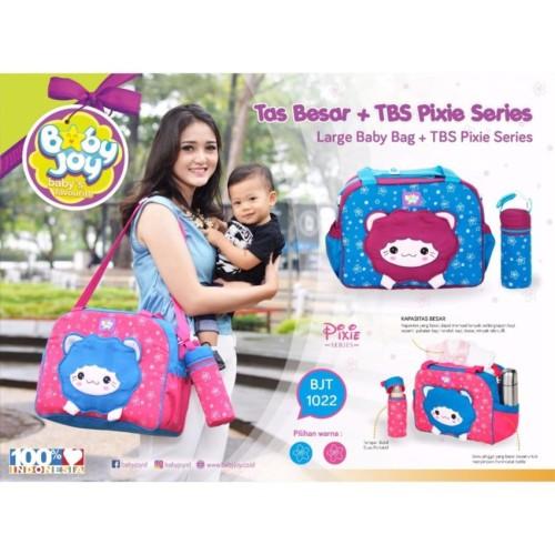 Foto Produk Joy BJT1022 Tas Besar Seri Pixie   King of Baby - Produk Bayi dari KING OF BABY