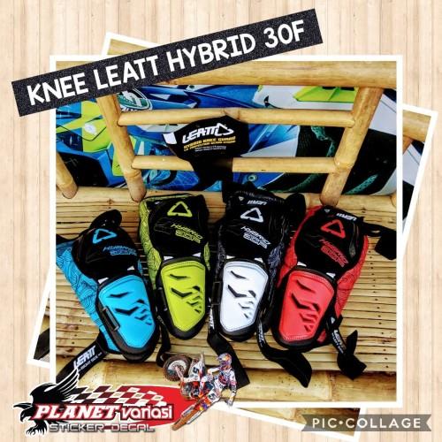 Foto Produk knee LEATT Hydro 3DF import pelindung lutut decker dari PLANET VARIASI sticker