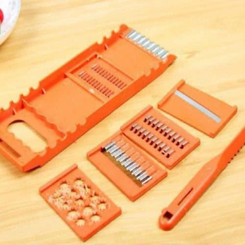 Foto Produk Paling Laku Parutan 8in1 Multifungsi dari Cellis Houseware