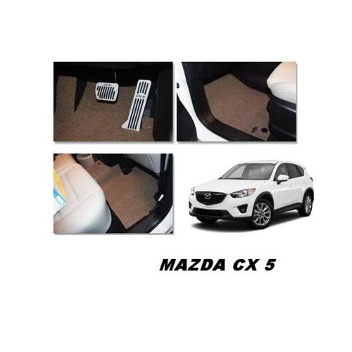 Foto Produk Karpet comfort Deluxe Khusus Mazda CX 5 2 baris dari Boss Aksesoris Mobil