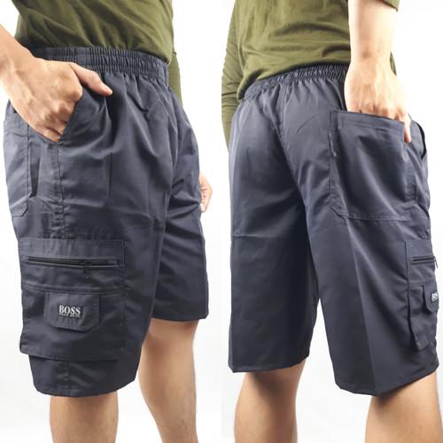 Foto Produk Celana Pendek Cargo BOSS 3/4 -PCB34 dari JuraganKolor