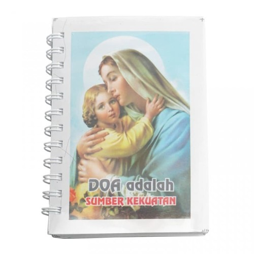 Foto Produk Buku Doa Adalah Sumber Kekuatan - Buku Doa Katolik dari Toko Rohani Genesaret