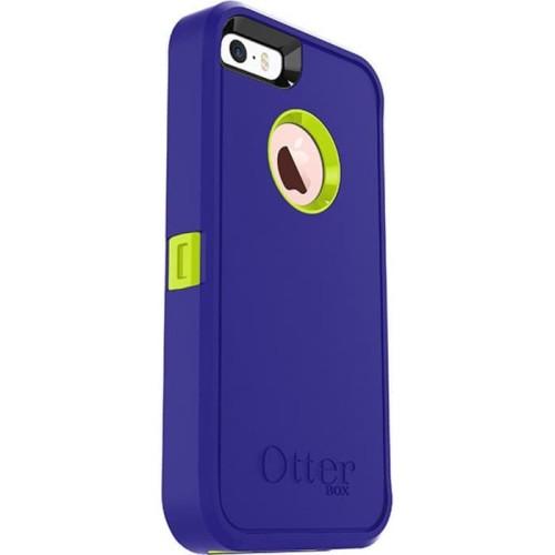 Foto Produk Otter Box Defender Series for iPhone 5 (OEM) - Iphone 5 - Ungu dari aliku