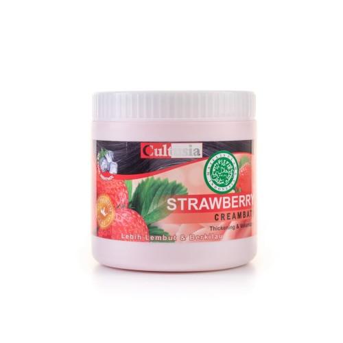 Jual Cultusia Creambath Strawberry 500ml Jakarta Utara Mc88shop Tokopedia