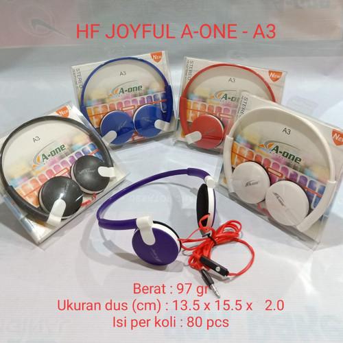 Foto Produk Handphone / Handset / Handfree Bando Joyful A3 dari juragan kado