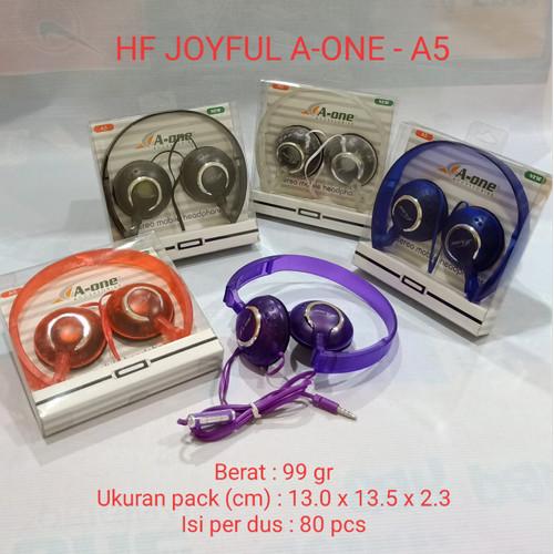 Foto Produk Handphone / Handset / Handfree Bando Joyful A5 dari juragan kado