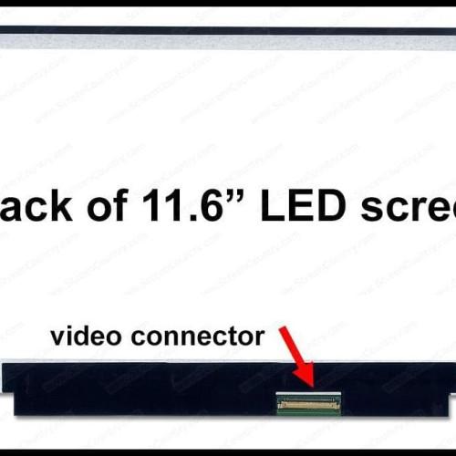 Foto Produk Lcd Led 11.6 Slim Lenovo Ideapad S200 S206 S210 S215 S20-30 U160 U165 dari Yayuk Ellyawati