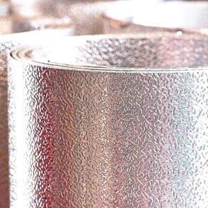 Foto Produk Alumunium plat kulit jeruk - Tinggi 120 cm dari Natz