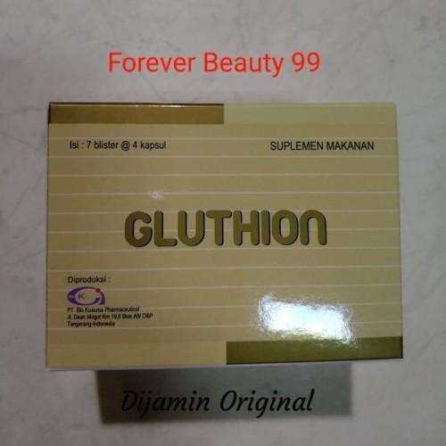 Foto Produk gluthion suplemen pemutih & pencerah kulit dari Rahmat Stor
