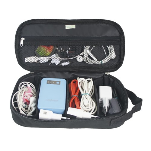 Foto Produk Traveltime Cable case 813 - Aksesoris Travel Black dari STUDIO TAS