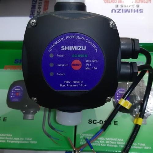 Foto Produk shimizu sc 015 e automatic pressure control otomatis booster dari Mitrapompa