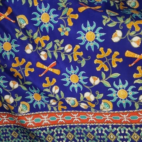 Foto Produk kain Batik Ambon kakehang Pala Cengkeh dari tokokoko