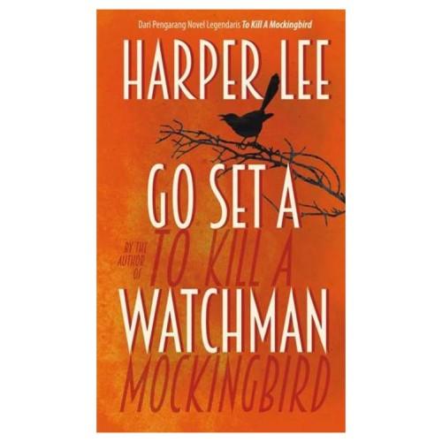 Foto Produk GO SET A WATCHMAN (BUKU) dari Millennia Bookstore