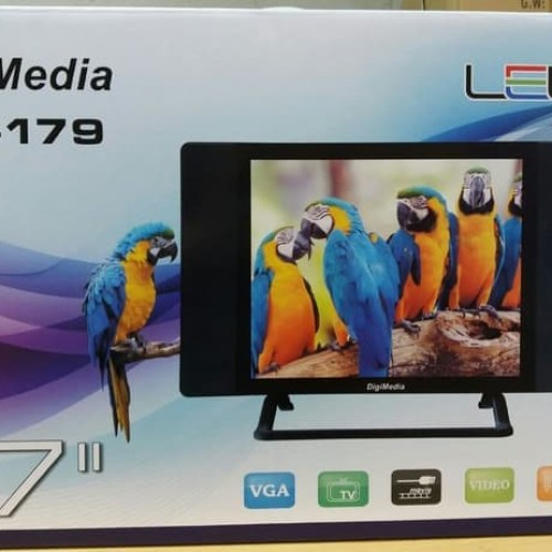 "Foto Produk TV LED MURAH Digimedia 17"" LED DM179 / DM 17 (Bandung Gojek Ready) dari ABC SUN Electronic"